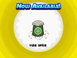 YuleSpice