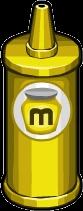 Mustard Transparent