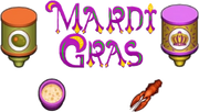 Mardi Gras Picture - Wingeria To Go!