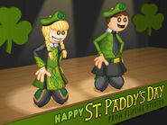St. Paddy's Day 2019