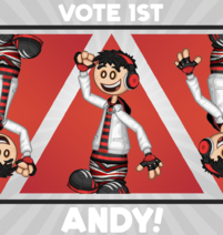 Andy KCP20