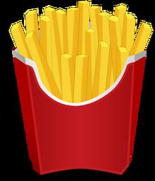 Papa's Fry Mia