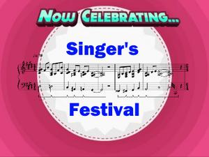 Singer's Festival