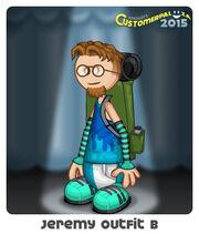 Jeremy Outfit B