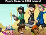 Papa's Pizzeria GOLD