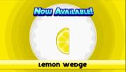 Lemon Wedge Unlocked
