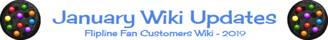 January Wiki Updates