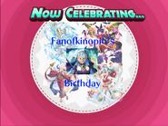 Fanofkinopio's Birthday