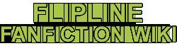 Flipline Fanfiction Wordmark