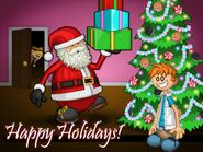 Happy Navidad