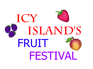 Icy Island's Fruit Festival Transparent