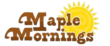 Maple Mornings Updated Logo