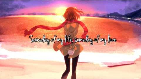 Kousaka Honoka - Someday in My Life Lyrics with Eng TL