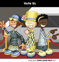 MiiTrey Vote