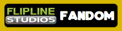 Flipline Fandom Wordmark
