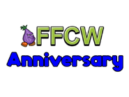 FFCW Anniversary Logo (Fanofkinopio) No Background