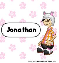 Meet Jonathan