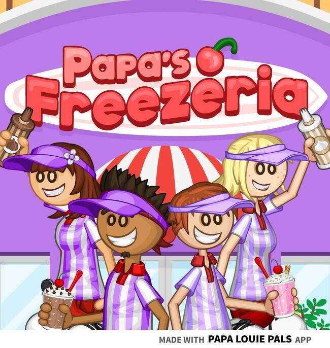 Freezeria Workers
