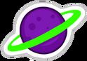 Comet Con Sticker