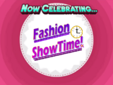 Fashion ShowTime!