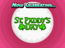 St Paddy's Day Title Card