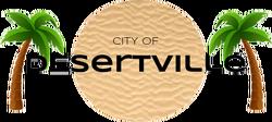 Desertville Logo