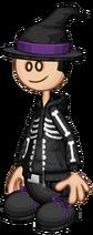 James (Halloween) SST