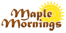 Maple Mornings Logo