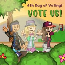 Rtr KCP Entries 4th day vote us