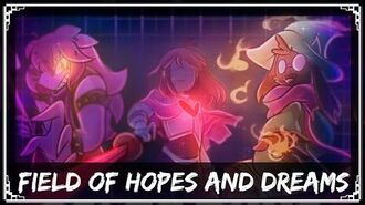 -Deltarune Remix- SharaX - Field of Hopes and Dreams