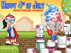 Fourth of July 2018 Holiday Picture
