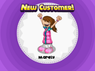 Nuevo Cliente! Marely