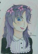 Purple girl by morrigankamarov-dbviy13