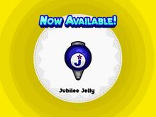 Jubilee Jelly- DTG!