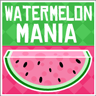 Watermelon Bubbles Poster