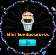 Mini Sundaesaurus