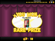 Papa's Sushiria - Home Run Derby - Prize 16 (Gold)