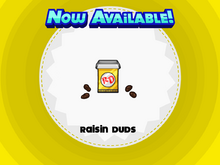Raisin Duds