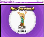 New Customer Nevada