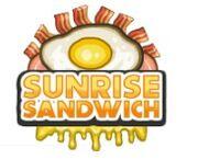Sunrise sandwich