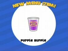 Unlocking purple burple
