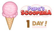 1 day to Scooperia