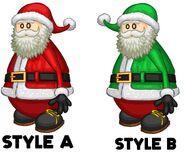 Santastyles