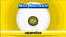 Unlocking jalapenos pizza
