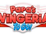 Papa's Wingeria To Go!