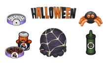 PapasScooperia - Halloween Ingredients
