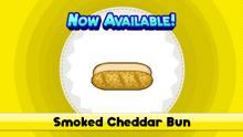 Smoked Cheddar Bun (HTG)