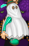 Mayor mallow is a ghost