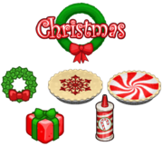 Christmas Ingredients - Bakeria