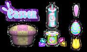 Cupcakeria HD - EasterToppings